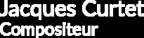 Jacques Curtet – Compositeur Logo